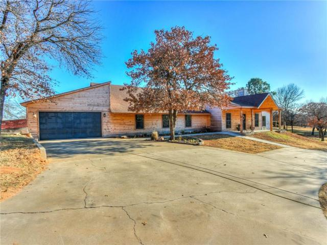 3616 Oakbriar Drive, Choctaw, OK 73020 (MLS #800997) :: Barry Hurley Real Estate