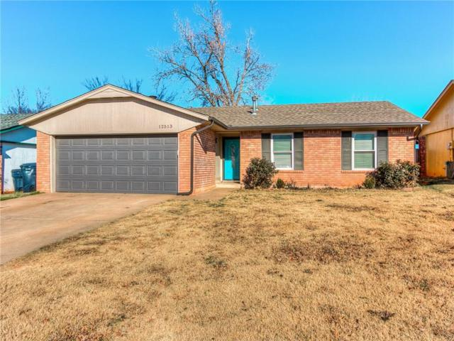 12513 Southgate, Yukon, OK 73099 (MLS #801012) :: Barry Hurley Real Estate