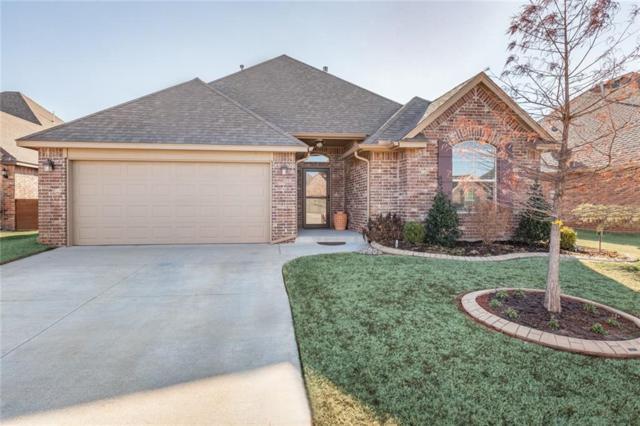 4912 SW 120th Place, Oklahoma City, OK 73173 (MLS #801015) :: Wyatt Poindexter Group