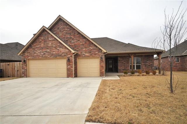 6309 Green Meadow Lane, Oklahoma City, OK 73132 (MLS #801027) :: Wyatt Poindexter Group