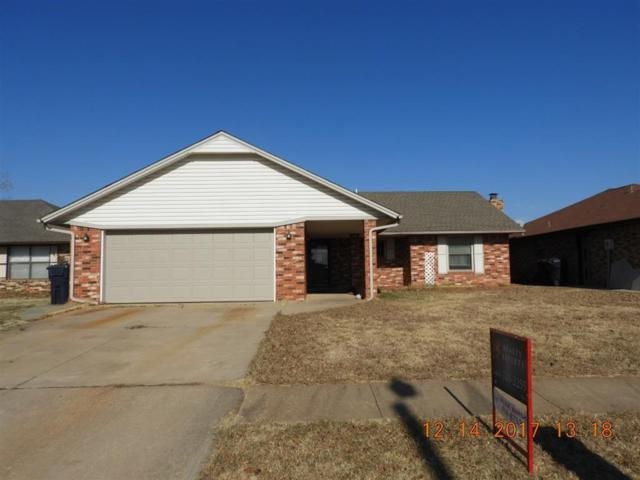 3125 SW 100th Place, Oklahoma City, OK 73159 (MLS #801032) :: Wyatt Poindexter Group