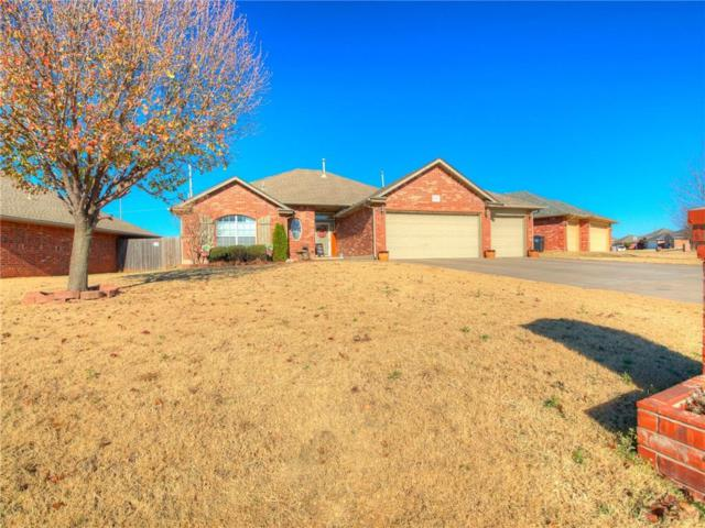 2501 Highland Drive, Moore, OK 73160 (MLS #801036) :: Wyatt Poindexter Group