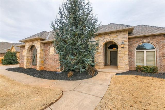 19820 Oakshire Drive, Edmond, OK 73012 (MLS #801047) :: Homestead & Co