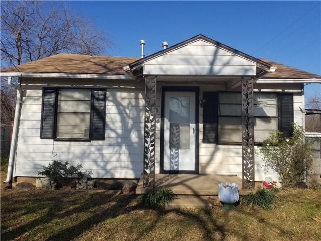 445 SE 47th, Oklahoma City, OK 73129 (MLS #801072) :: Wyatt Poindexter Group