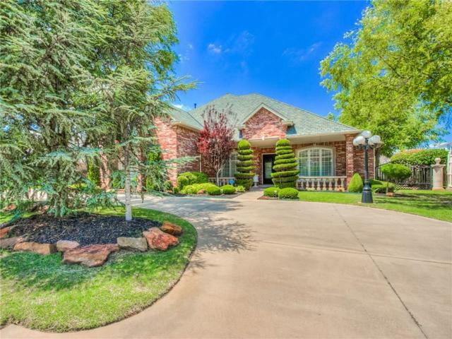 2125 Pinnacle Point, Oklahoma City, OK 73170 (MLS #801077) :: Homestead & Co