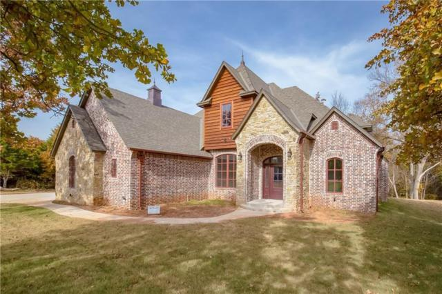 7158 Cedar Lake Drive, Edmond, OK 73034 (MLS #801122) :: Homestead & Co