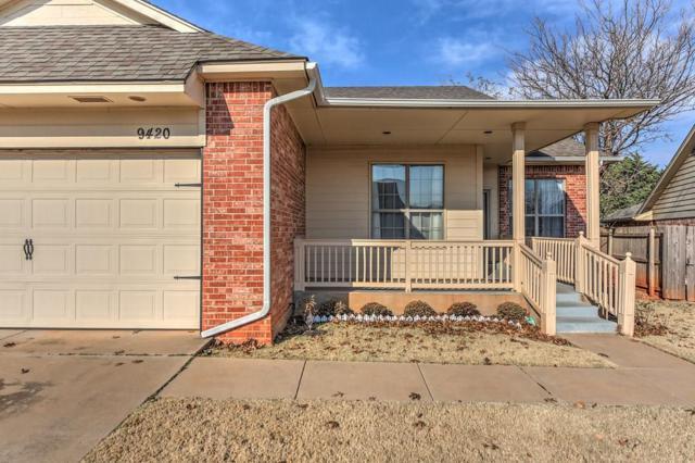 9420 Lansbrook Lane, Oklahoma City, OK 73162 (MLS #801140) :: Wyatt Poindexter Group