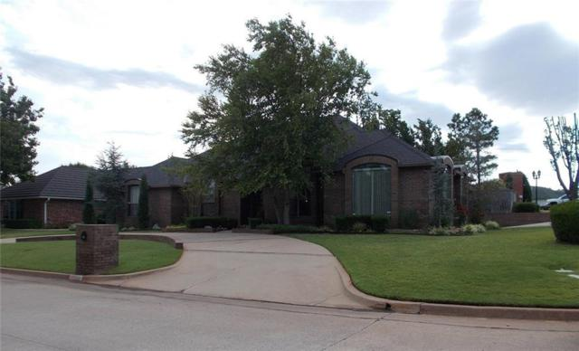 12500 Deerwood Drive, Oklahoma City, OK 73142 (MLS #801143) :: Homestead & Co
