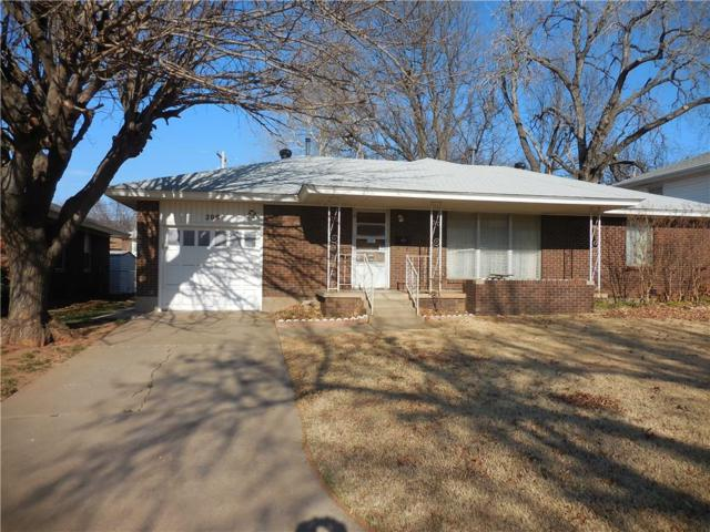 209 W Coe Drive, Midwest City, OK 73110 (MLS #801152) :: Homestead & Co
