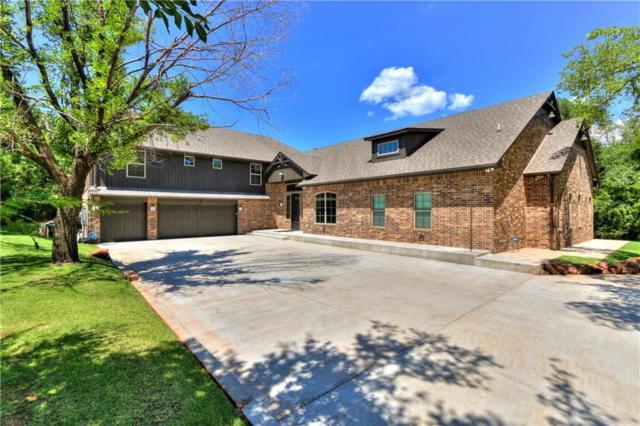 3000 W Simpson, Edmond, OK 73034 (MLS #801182) :: Homestead & Co