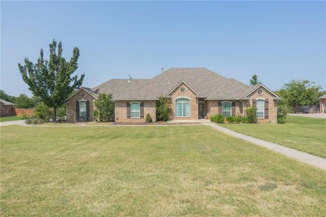 10201 45th Street, Oklahoma City, OK 73150 (MLS #801187) :: Homestead & Co
