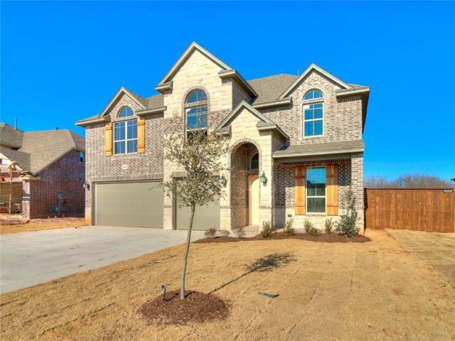 1509 Cordgrass Court, Edmond, OK 73013 (MLS #801216) :: Homestead & Co