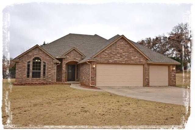 4392 Bending Point, Guthrie, OK 73044 (MLS #801238) :: Homestead & Co