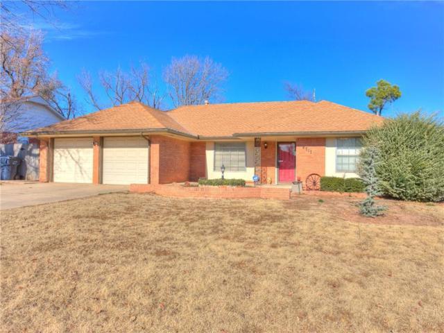 4717 NW 61st Street, Oklahoma City, OK 73122 (MLS #801239) :: Homestead & Co