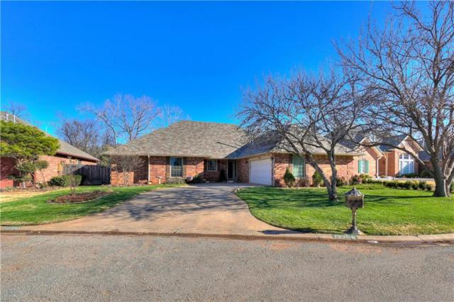 12208 Cantle Road, Oklahoma City, OK 73120 (MLS #801274) :: Homestead & Co