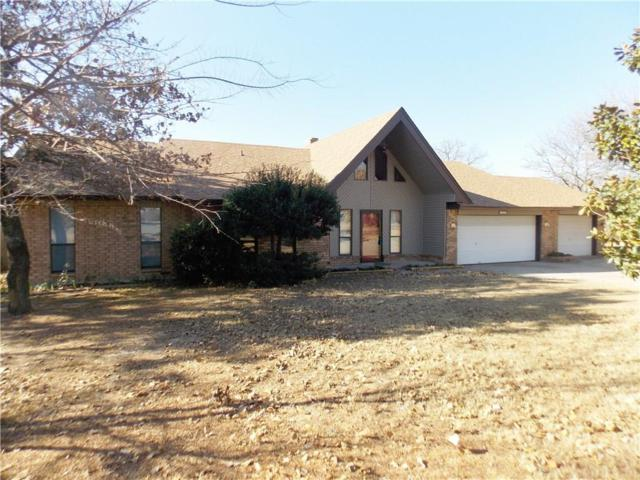 3695 Santa Fe Drive, Choctaw, OK 73020 (MLS #801275) :: Wyatt Poindexter Group