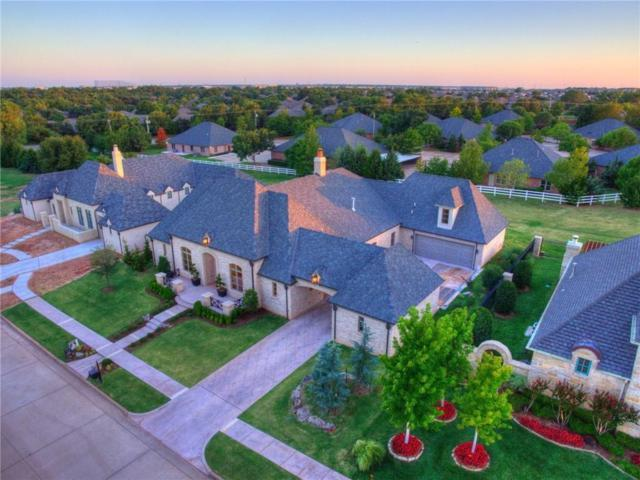 15201 Fairview Farm Boulevard, Edmond, OK 73013 (MLS #801294) :: Homestead & Co