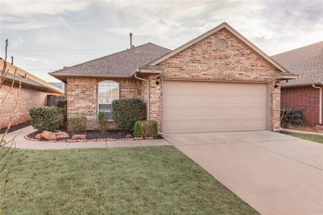 1232 NW 138th Street, Edmond, OK 73013 (MLS #801300) :: Homestead & Co