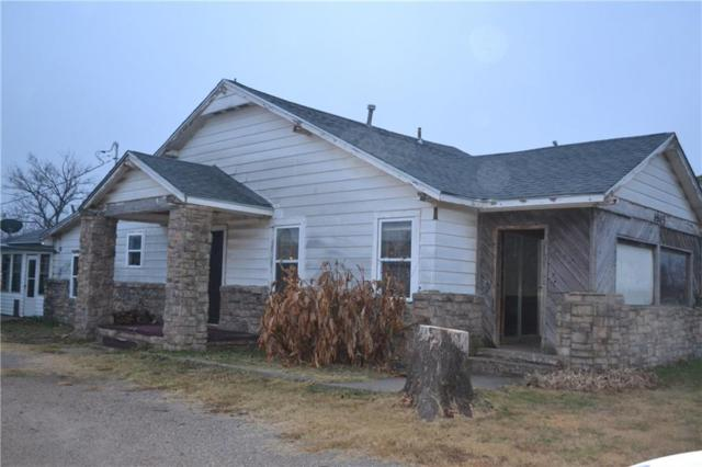 1805 W University Street, Shawnee, OK 74804 (MLS #801323) :: Homestead & Co