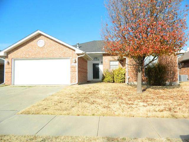 709 SW 156th Street, Oklahoma City, OK 73170 (MLS #801327) :: Homestead & Co