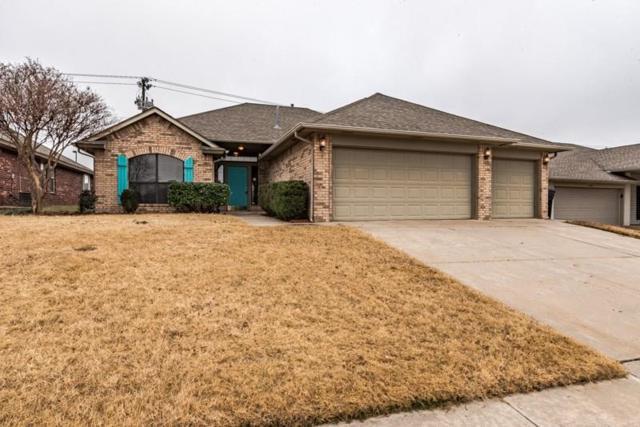 1025 SW 126th, Oklahoma City, OK 73170 (MLS #801338) :: Wyatt Poindexter Group
