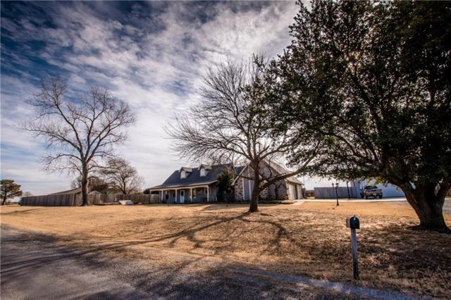 35064 E County Road 1599, Pauls Valley, OK 73075 (MLS #801341) :: Wyatt Poindexter Group