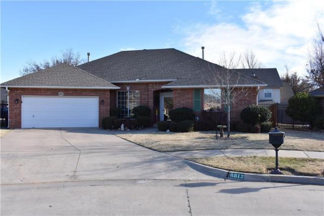 6812 Sandlewood Drive, Oklahoma City, OK 73132 (MLS #801357) :: Wyatt Poindexter Group
