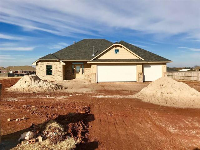 3877 Southridge, Piedmont, OK 73078 (MLS #801375) :: Wyatt Poindexter Group