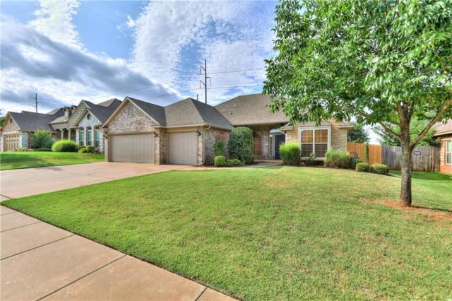 716 NW 193rd Street, Edmond, OK 73003 (MLS #801383) :: Wyatt Poindexter Group