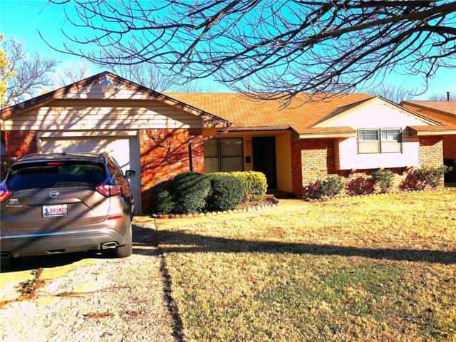848 Englewood Road, Oklahoma City, OK 73115 (MLS #801425) :: Wyatt Poindexter Group