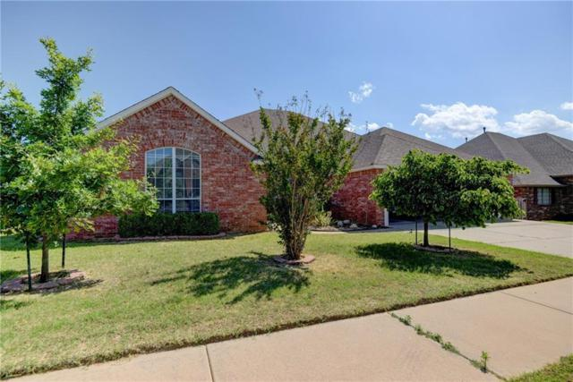 9512 SW 32nd Terrace, Oklahoma City, OK 73179 (MLS #801449) :: Erhardt Group at Keller Williams Mulinix OKC