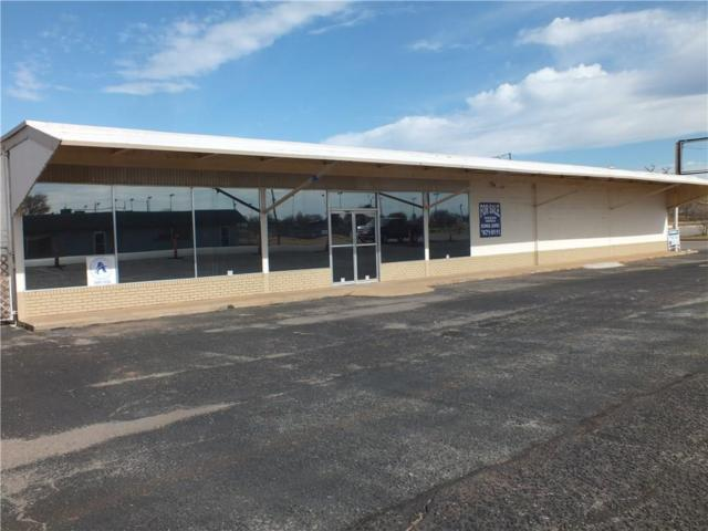 319 Falcon Road, Altus, OK 73521 (MLS #801450) :: Erhardt Group at Keller Williams Mulinix OKC
