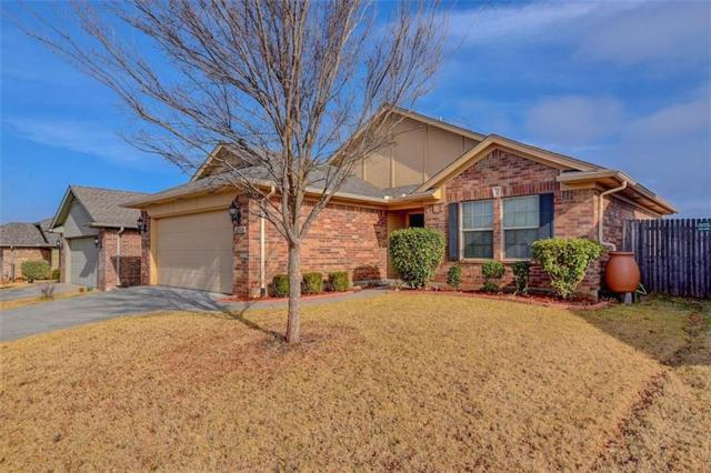 2705 Red Fish Road, Norman, OK 73069 (MLS #801586) :: Wyatt Poindexter Group