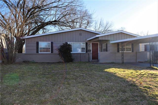 1600 Dakota, Norman, OK 73069 (MLS #801589) :: Wyatt Poindexter Group