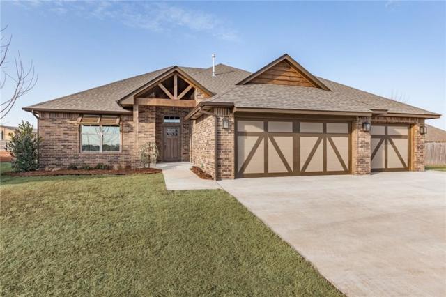 6721 NW 118th Street, Oklahoma City, OK 73162 (MLS #801597) :: Wyatt Poindexter Group