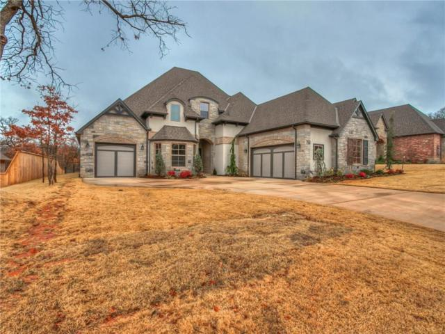 8216 Ridge Creek Road, Edmond, OK 73034 (MLS #801608) :: Wyatt Poindexter Group
