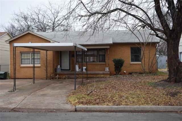 1221 S 16th Street, Chickasha, OK 73018 (MLS #801659) :: Wyatt Poindexter Group