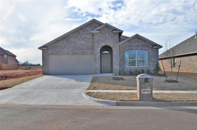 14713 Rambling Creek Circle, Oklahoma City, OK 73142 (MLS #801663) :: Wyatt Poindexter Group