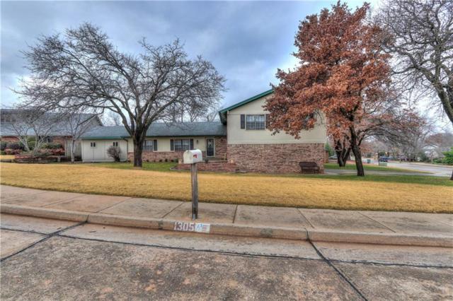 1305 Brookwood Circle, Edmond, OK 73034 (MLS #801748) :: Wyatt Poindexter Group