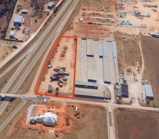 4136 134th Street, Oklahoma City, OK 73173 (MLS #801798) :: Erhardt Group at Keller Williams Mulinix OKC
