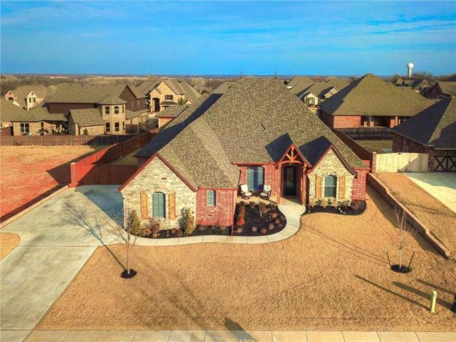 1905 Providence Drive, Norman, OK 73071 (MLS #801811) :: UB Home Team