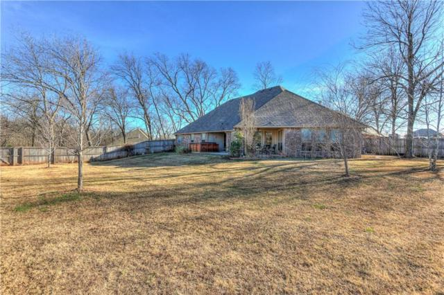 25177 Karly, Purcell, OK 73080 (MLS #801875) :: Wyatt Poindexter Group