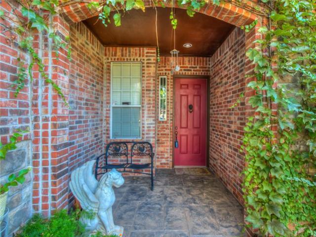 17000 Prestwick Circle, Edmond, OK 73012 (MLS #801894) :: Homestead & Co