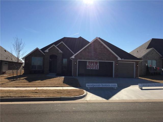 6404 NW 156th Street, Edmond, OK 73013 (MLS #801917) :: Barry Hurley Real Estate