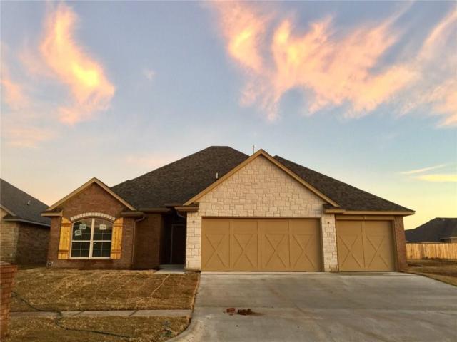 925 SW 141, Oklahoma City, OK 73170 (MLS #801949) :: Wyatt Poindexter Group