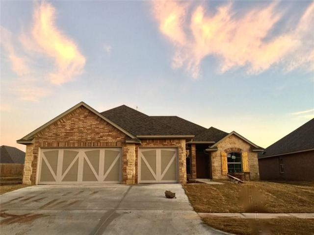 929 SW 141, Oklahoma City, OK 73170 (MLS #801950) :: Wyatt Poindexter Group