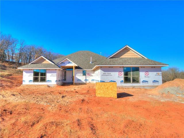 7013 Morning Song, Oklahoma City, OK 73150 (MLS #801963) :: Wyatt Poindexter Group