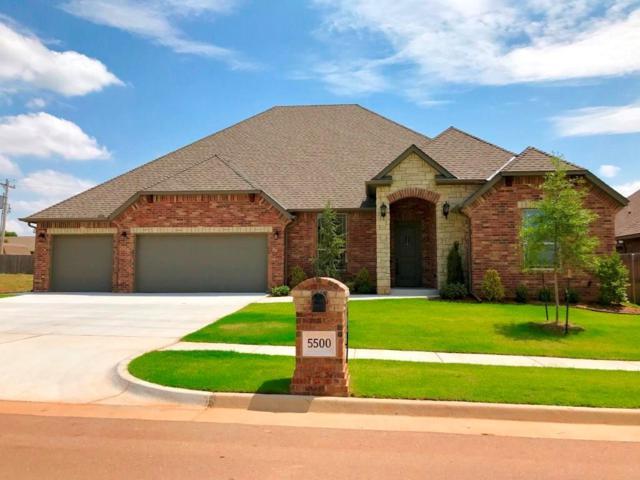 5500 NW 116th Street, Oklahoma City, OK 73162 (MLS #801969) :: Wyatt Poindexter Group