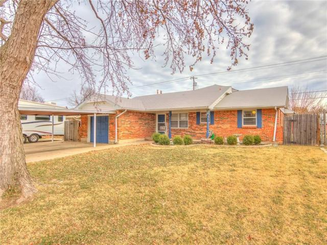 7604 S Villa, Oklahoma City, OK 73159 (MLS #801995) :: Wyatt Poindexter Group