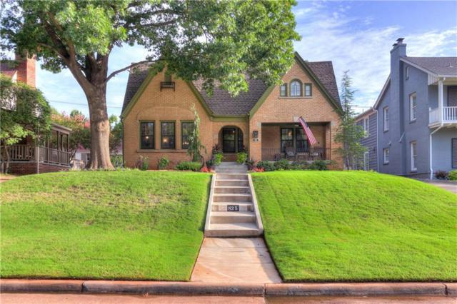 825 NW 38th Street, Oklahoma City, OK 73118 (MLS #802001) :: Homestead & Co